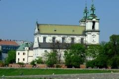 Kościół na Skałce w Krakowie