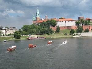 rejsy w Krakowie