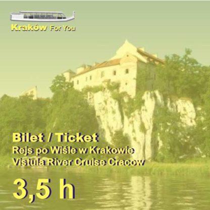 Rejsypo Wiśle Kraków - Bilety 3,5h