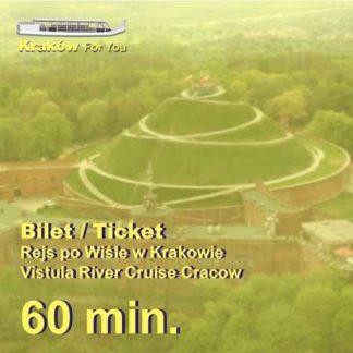 Rejsypo Wiśle Kraków - Bilety 60min