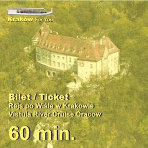 Rejsypo Wiśle Kraków - Bilety 60minPLUS