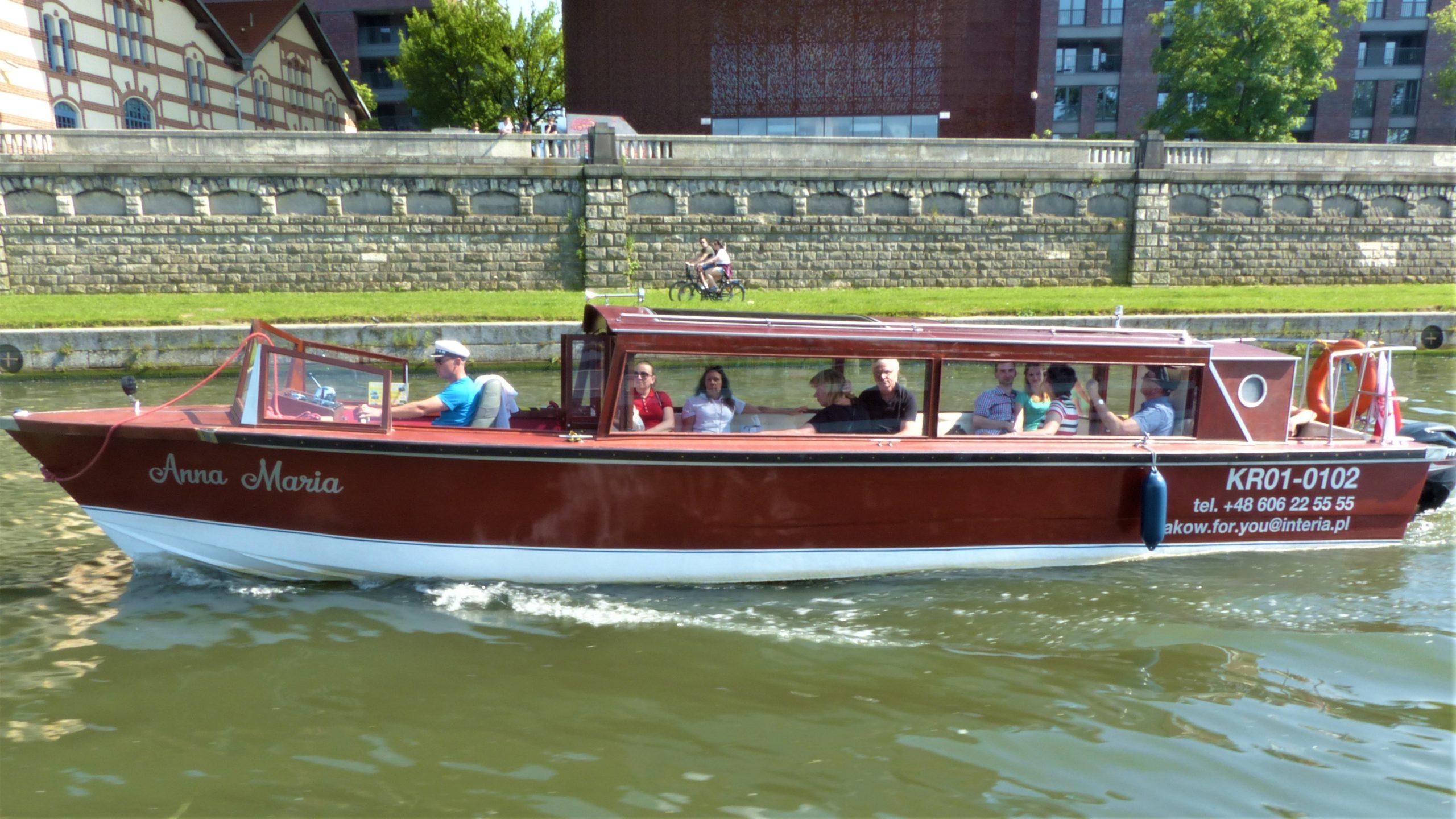anna maria łódka
