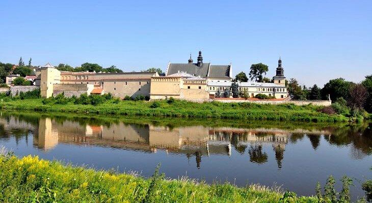 klasztor norbertanek
