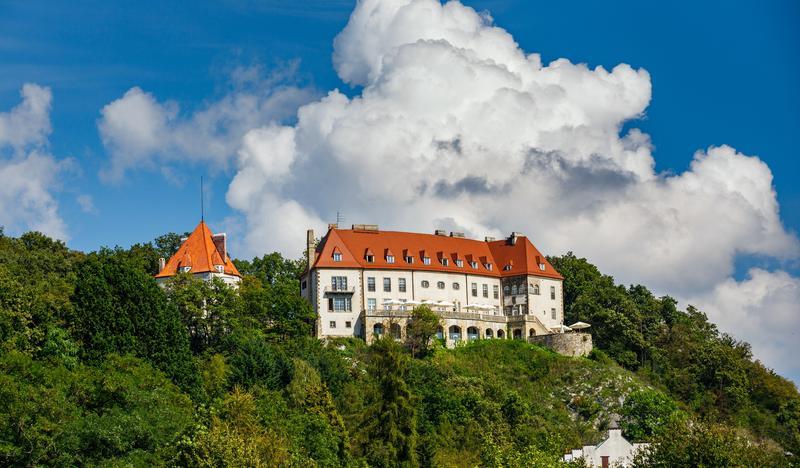 Zamek Kraków Przegorzały